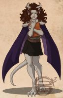 080312 Hermionegoyle by GillyPerkyGoth