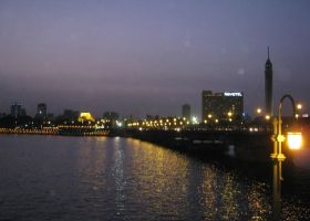 Cairo 6 pm by thefreewolf