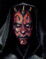 Darth Maul by benke33