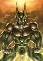 Dragonball Z--Cell by alvinwcy