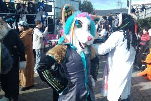:MCM Oct 11: Hatsune Furry by TheLupineOne