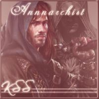 {KSS Icon} Annnarchist by HeartlessMia