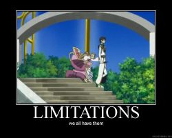 Limitations by talongman