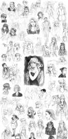 Oldies Unsorted by Lapis-Razuri