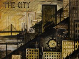The City by SkylerBrown