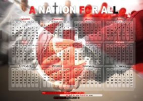 A Nation For All by Shams-GFX