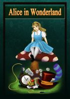 Alice in Wonderland by TabrisDuCiel