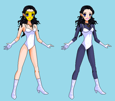 Avengers Neo- Madame Masque by Dinalfos5
