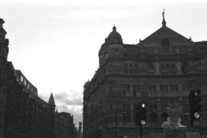 Oxford Circus by profile-unknown