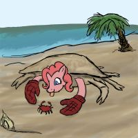 ATG Day 25: Sandcrab by JBerg18