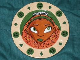 Zombie Girl Plate 11 Front by Gummibearboy