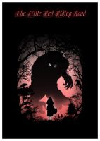 The Little Red Riding Hood by Artby2Heads
