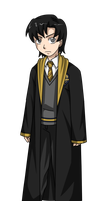 ::Harry Potter OC:: Alex E. by JoTehDemonicPickle