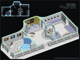 omega infirmary 3d by omi-key
