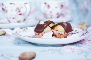 Peanut Butter Muffins by lidaC