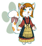 [Adopt] Ms Kitty -Sold- by MrBoodle