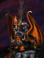 Ironwatch Cover - Kings of War by ThaneBobo
