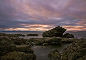 Creevy Pier Point by medinka