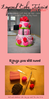 Layered Cake Tutorial Pt. 1 by exeriox