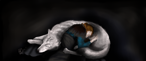 His Wolf by ArkadyRose