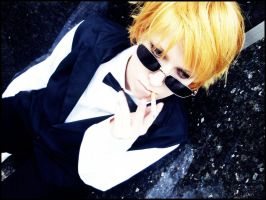 .:Durarara!!!: Just one cigarette...:. by CatZombie