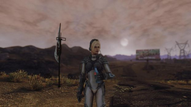 Nova in FNV pic 4 by m4a1devgru