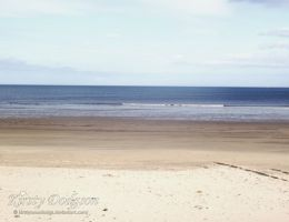 Lonely beach by Kirsty2010dodgs