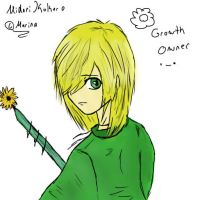 Midori...younger version by BlumberBerrry