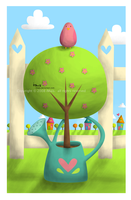 grow a tree by iMais
