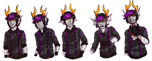Arglen 'Talksprites' by TigeyTheMighty