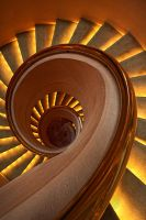 Spiral Stairs II by josgoh