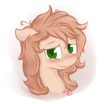 Ginger Snap, Oc trades. ''what if you're in love'' by Easyfox7