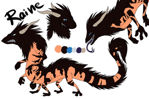 Raine Reference 2013 by SickBites