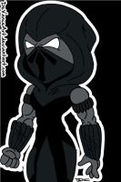 Noob Saibot by DeVanceArt
