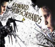 Edward Scissorhands by Kyukitsune