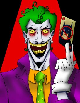 The Joker by kar123