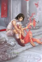 Just a fairy love by Master-Sheron