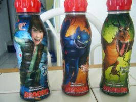 If you could drink Hiccup... by neohin