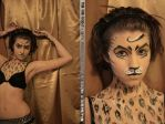 CATS - Tugger Bodypainting by shoujome