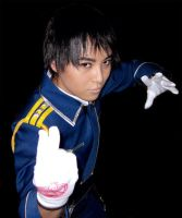 Roy Mustang Test Shot by Lomelindi88