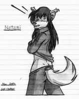 Natani's A Little Light In Clothing by Outlaw-Marston