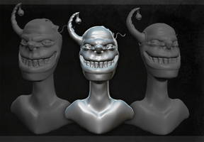 Game Artisans 1 Hour Sculpt:1 by ShadowNami92
