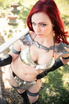 Red Sonja by SFLiminality