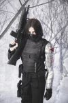 Winter Soldier Cosplay by writersoldier