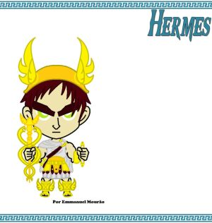 Hermes - God of commerce, thieves, travelers