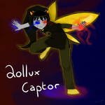 Sollux God Tier Design by SunnyUra