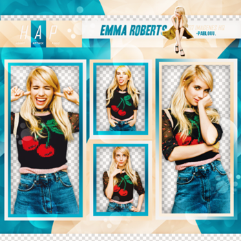 +Emma Roberts|Pack Png by Heart-Attack-Png