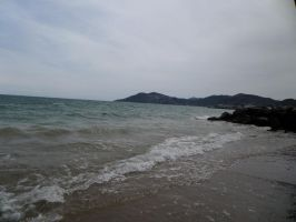 The Mediterranean Sea (Two) by Altair-E-Stock