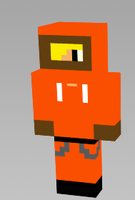 :RQ: Kenny Minecraft Skin by MilotheFoxx123
