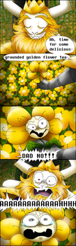 Flowey is Grounded 2 by HezuNeutral
